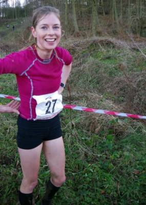Finish line joy! Credit: Esk Valley Fell Club