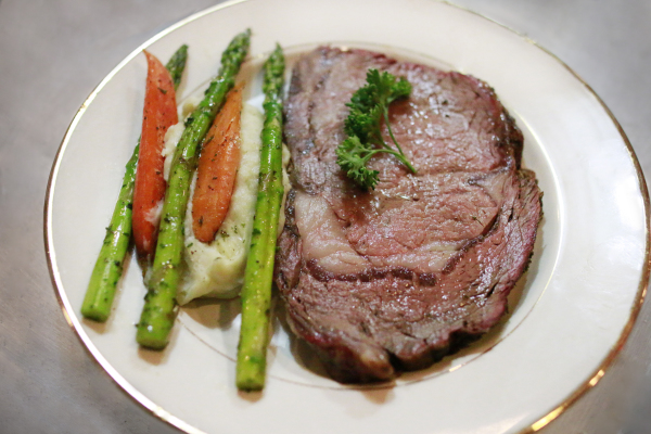 Herb Roasted Prime Rib Roast