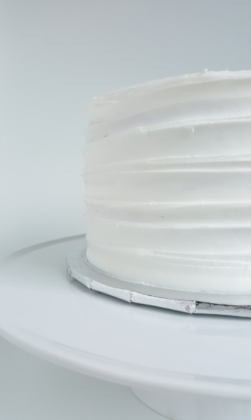 White Buttercream