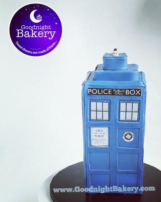 Dr. Who: Tardis
