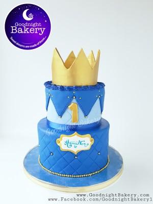 Royal Prince 1st Birthday