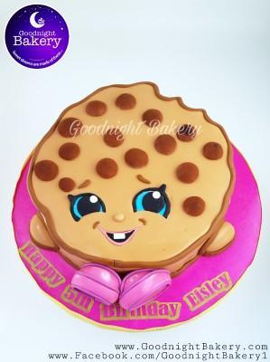 Kooky Cookie Cake