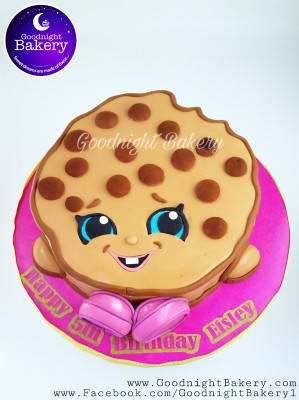 Kooky Cookie Cake
