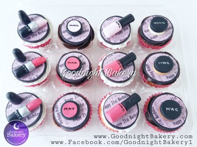 MAC Cosmetics Cupcakes