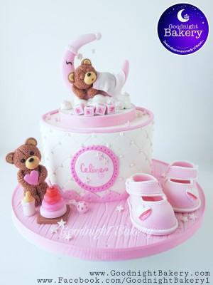 Teddy Bear Baby Shower