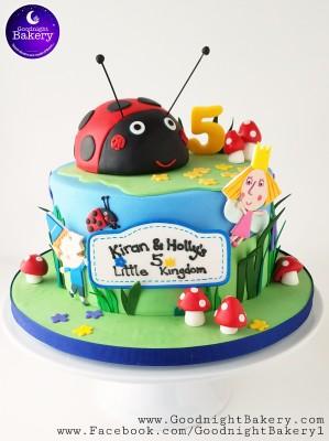 Ben & Holly's Magic Kingdom Birthday