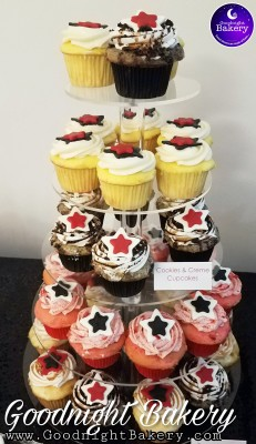 DFW Viet Mom Cupcakes