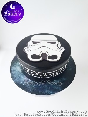 Storm Trooper Birthday