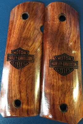 Custom Engraved Gun Stocks