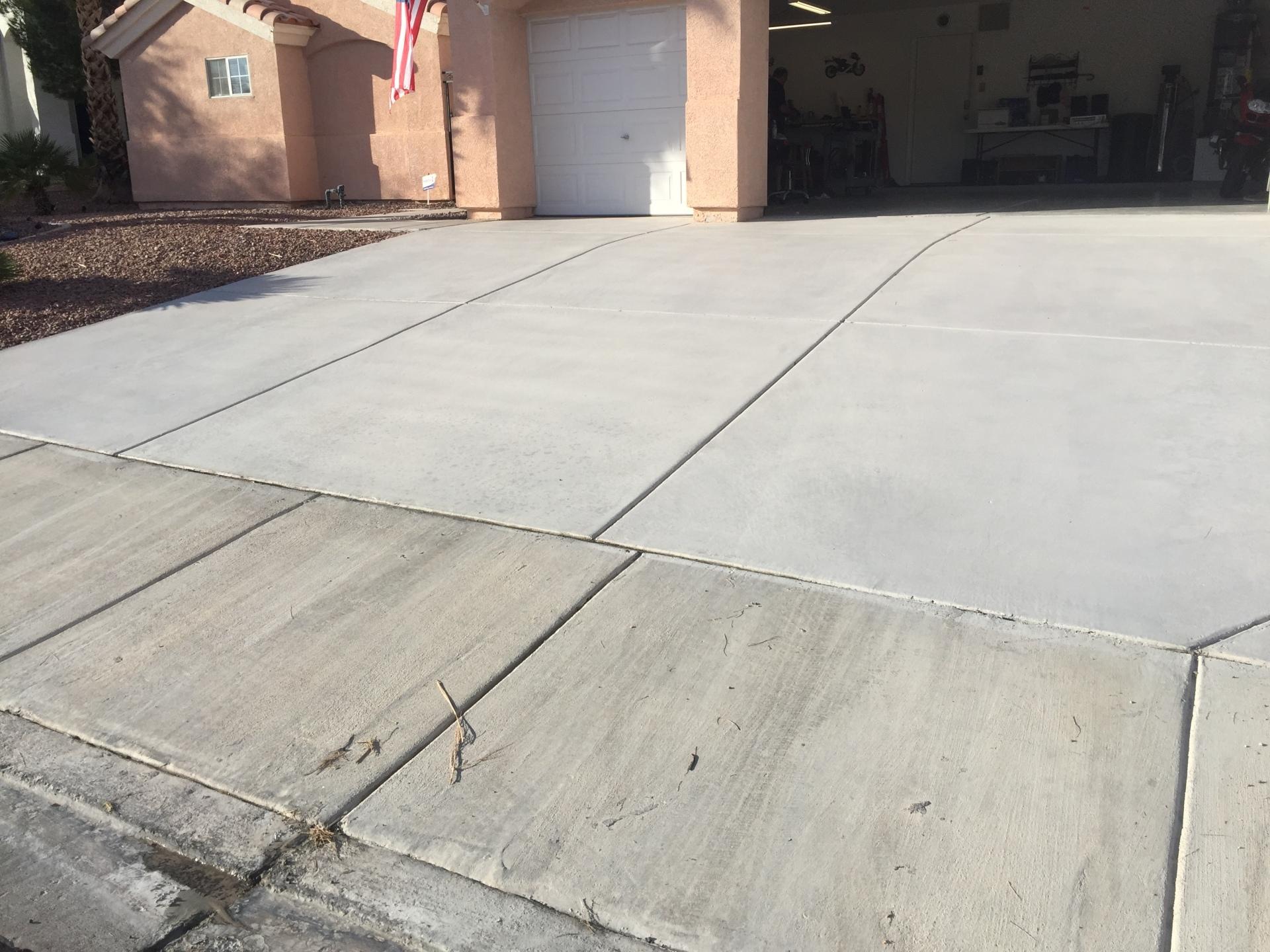 Concrete Restoration, Concrete Stain Removal