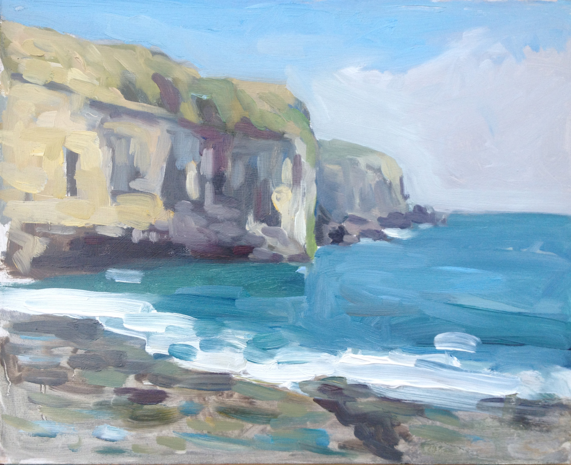 Dancing Ledge, Langton Matravers, Dorset