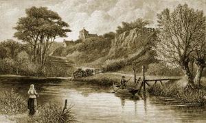 The Arun at Burpham 18th Century