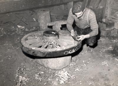 Jack Lloyd Village Wheelwright