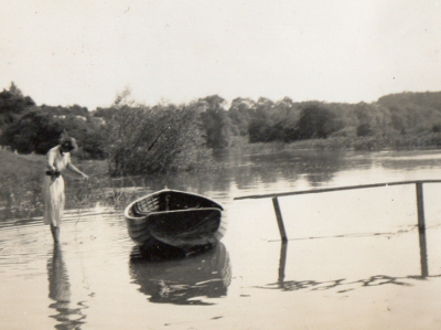 Rescuing Major Hay-Wills Skiff