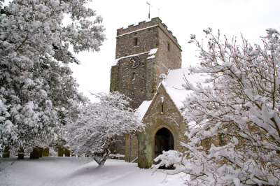 St Mary's Winter 2009