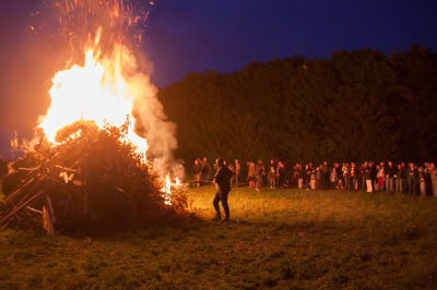 The Queens Jubilee Beacon