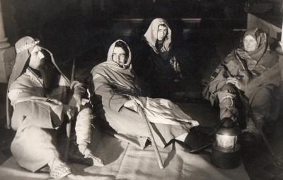 Nativity Play 1956