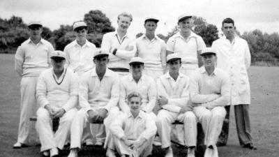 Burpham Cricket Club 1950