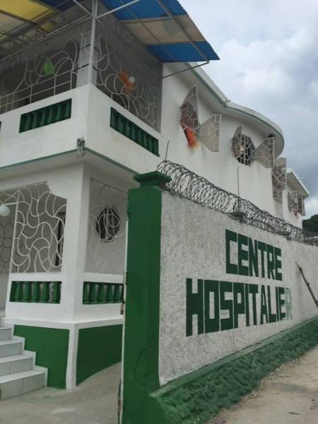 Le Centre Hospitalier Manman Lavi