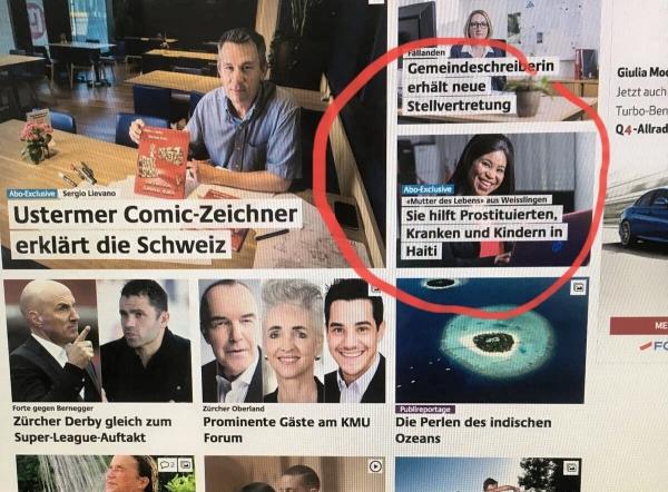 """Die """"Mutter de Lebens"""" aus Weisslingen"""