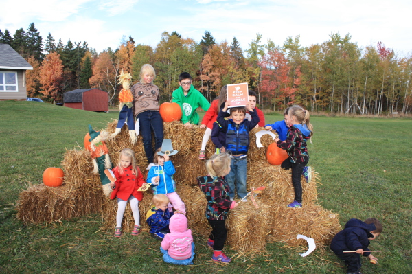 The Fall Harvest Festival