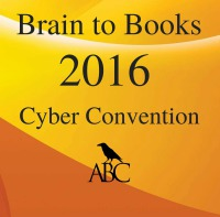 Brain to Books Cyber Convention Logo