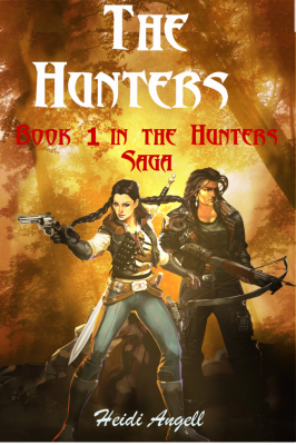 Book: The Hunters