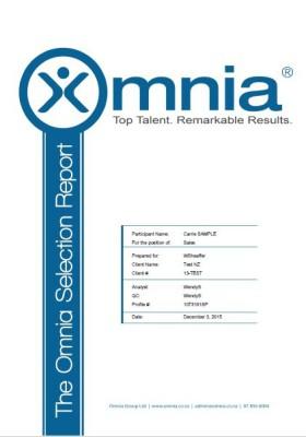 recruitment, job hire, employment test, personality, human resources, aptitude, iq test, cognitive, omnia