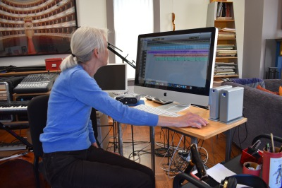 Protools with Joan