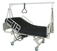 Bariatric beds, wheelchairs, walkers and lifts