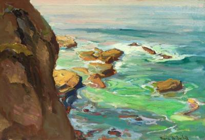 "alt=""Franz Bischoff Tide Pools Laguna Beach"""