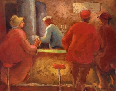 Bernard Gussow (1881-1957)