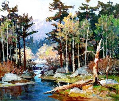 Jack Wilkinson Smith (1873-1949)