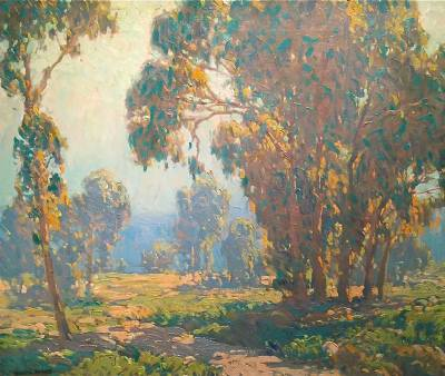 "alt=""edgar payne morning light"""