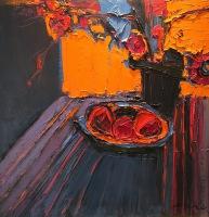 "Henrietta Berk Artwork ""Table"""