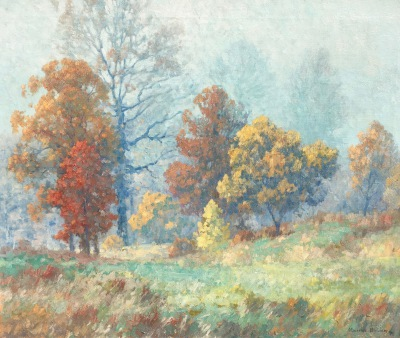 "alt=""Maurice Braun Autumn Mist"""