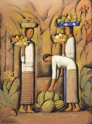 Alfred Ramos Martinez Artwork