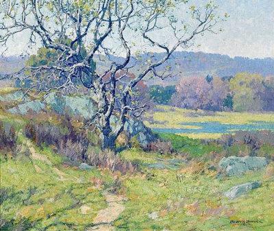 """alt=""""Maurice Braun Landscape"""""""