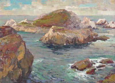 Franz Bischoff Morro Bay