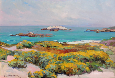 Franz Bischoff Monterey California
