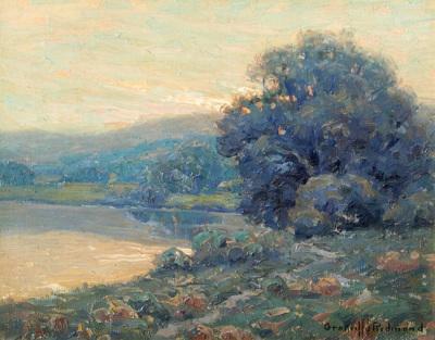 granville redmond landscape serenity