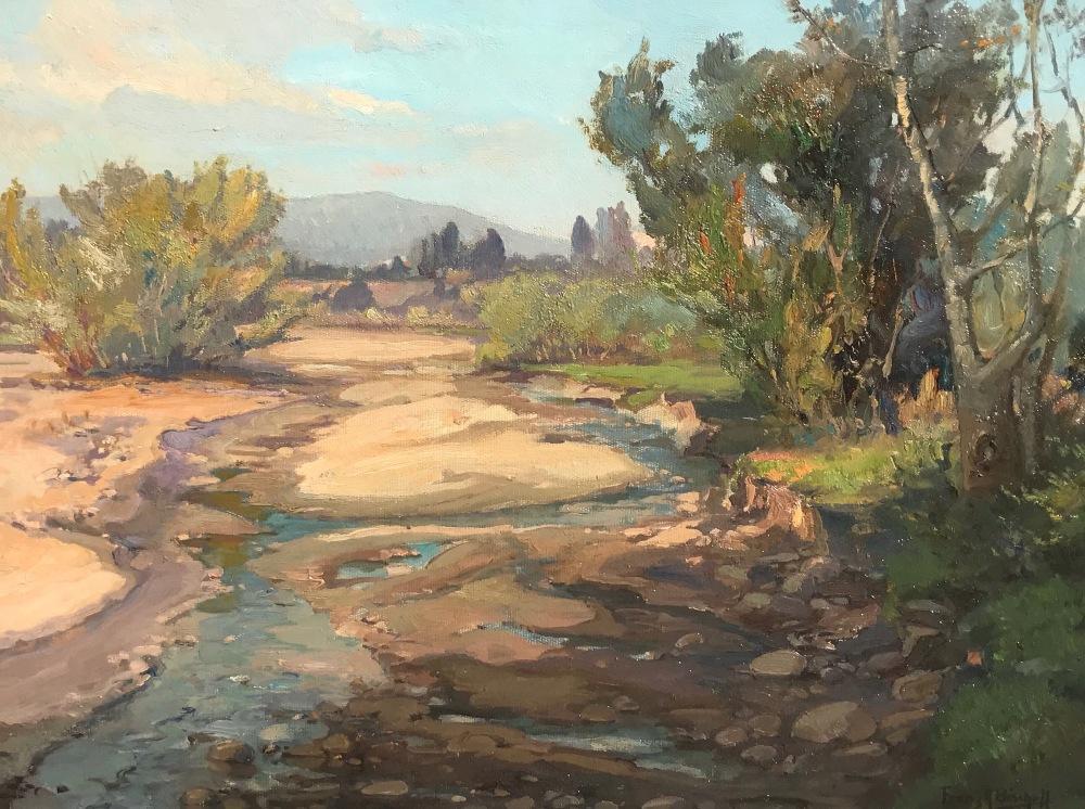 franz bischoff, arroyo seco pasadena california