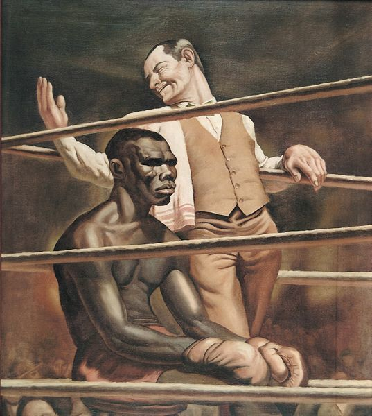 Fletcher Martin The Boxer