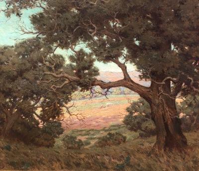 granville redmond california landscape
