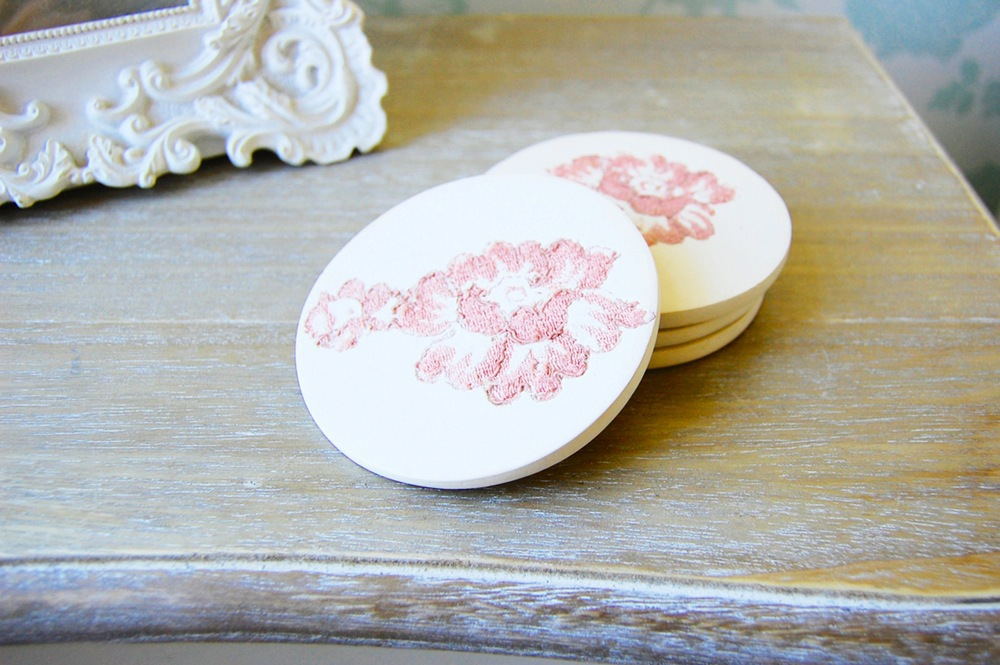 Laura felicity coasters carried by victoria hill