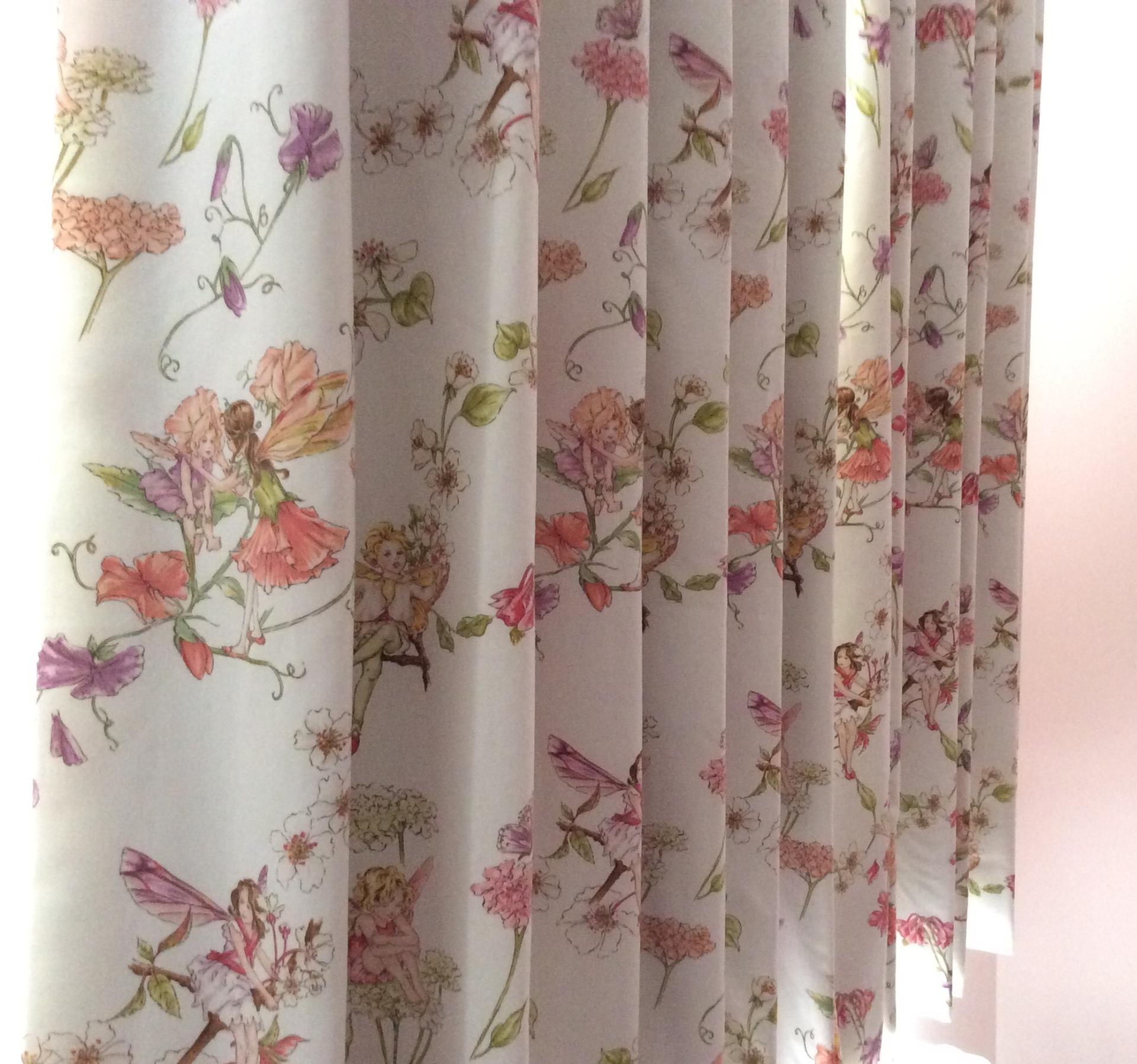 Hand-sewn Curtains in Hampton