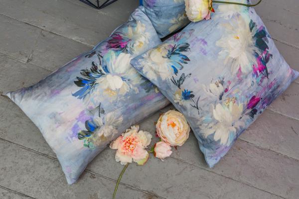Hand-made cushions