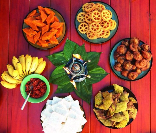 Sri Lankan Traditional Foods