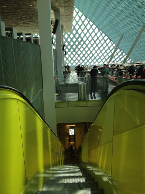 Seattle Library, Going Places