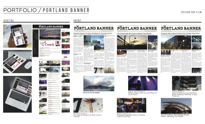 Portland Banner